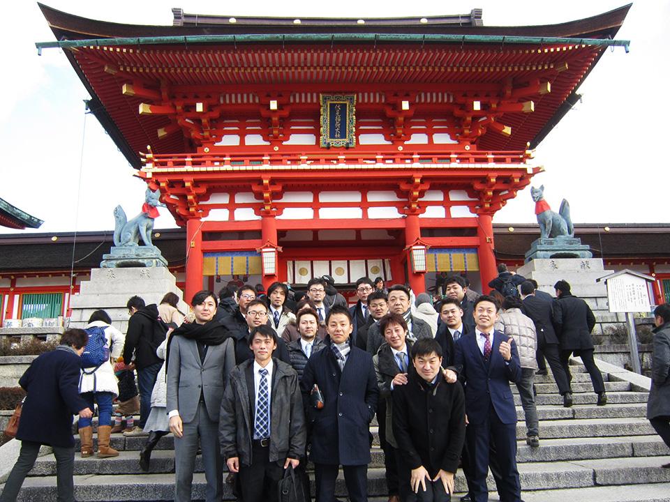 メンバー一同、京都で学んできたことをLOMの活動にも活かしたいと思います。