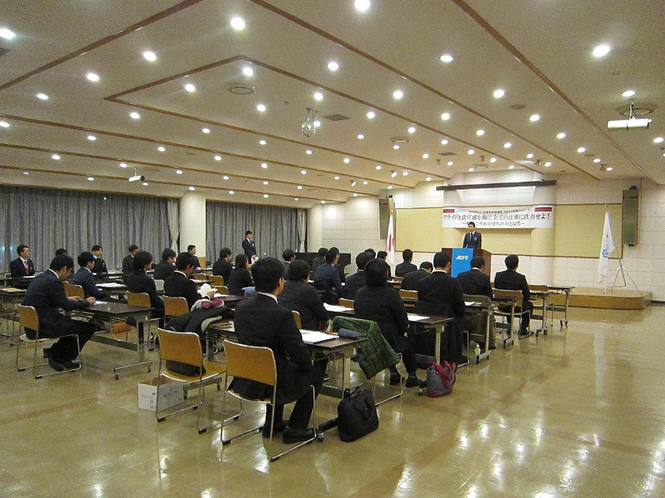 2月例会・通常総会を開催しました。