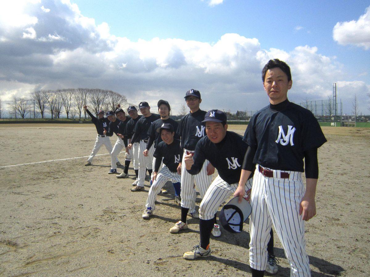 イメージ写真:新潟ブロック協議会 第45回会員交流野球・ソフトボール大会に参加しました(練習編)
