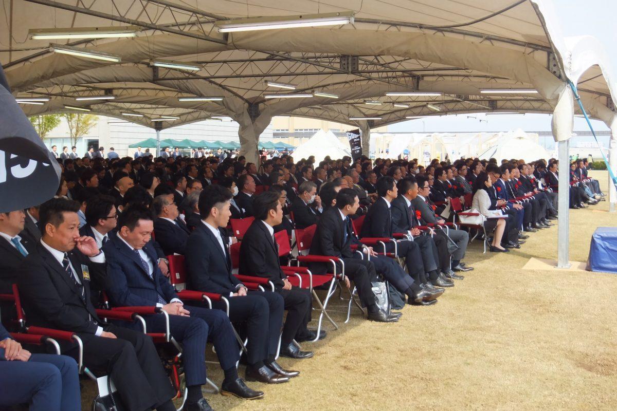 イメージ写真:一般社団法人 燕三条青年会議所 20周年記念式典・祝賀会に出席して参りました