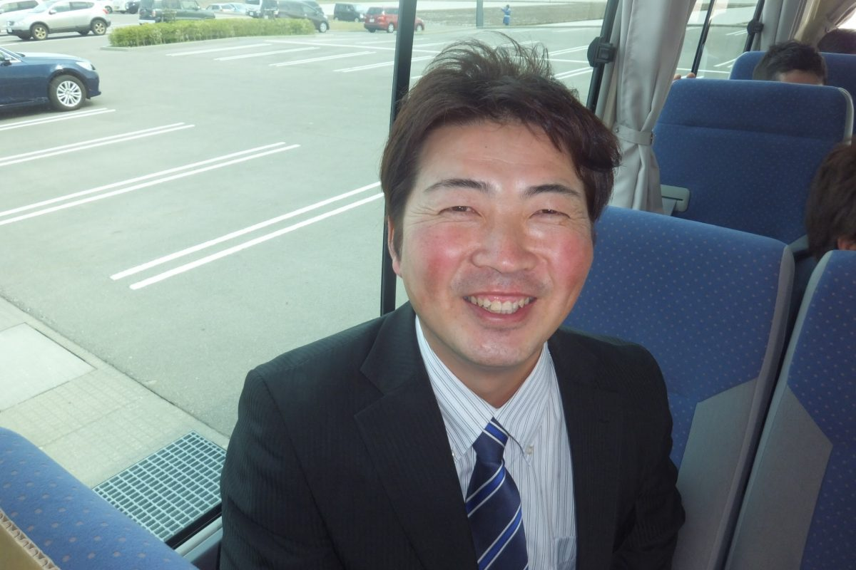あっ、田村先輩です!