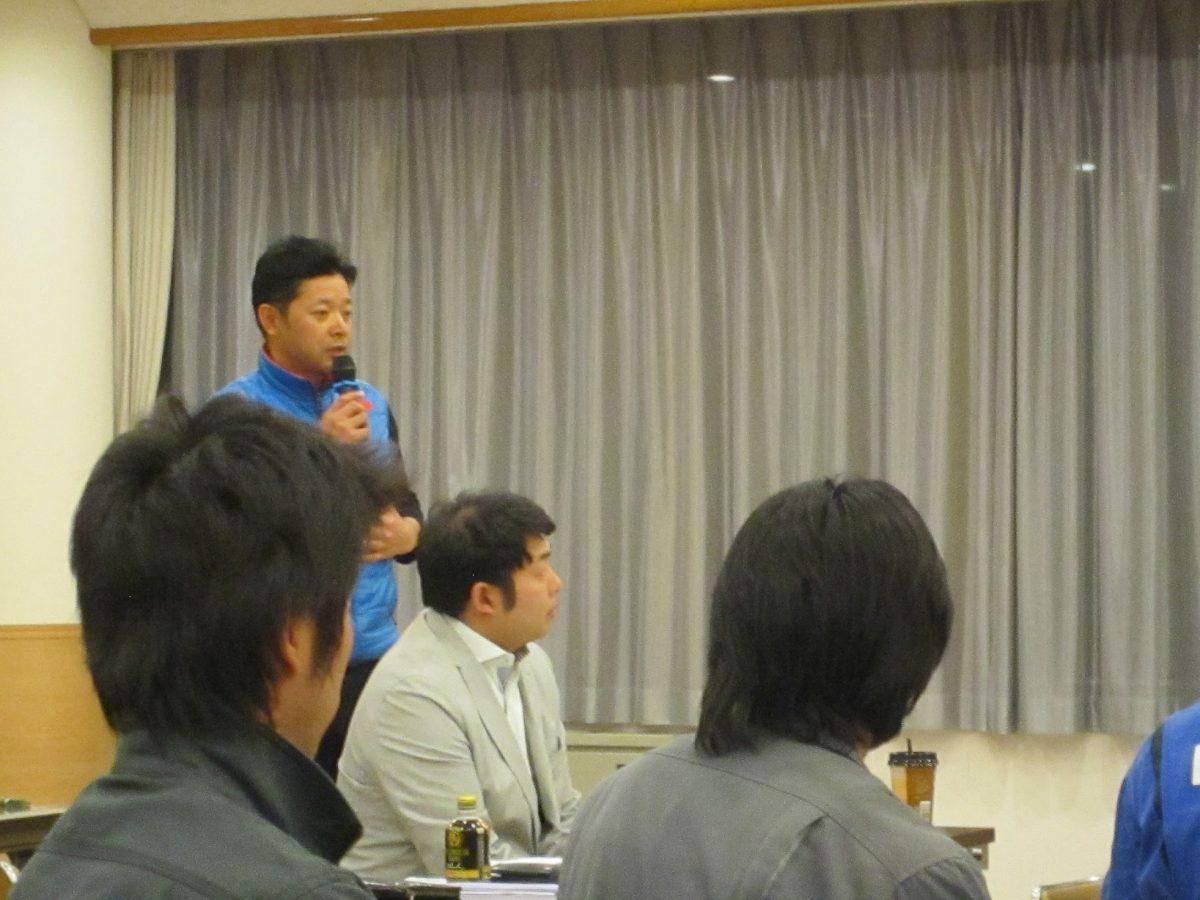 顧問の岡山直前理事長からも総評がありました。