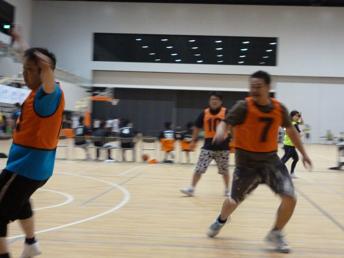 「第1回 新潟ブロック協議会 ブロック会員交流バスケットボール大会」に参加してきました!
