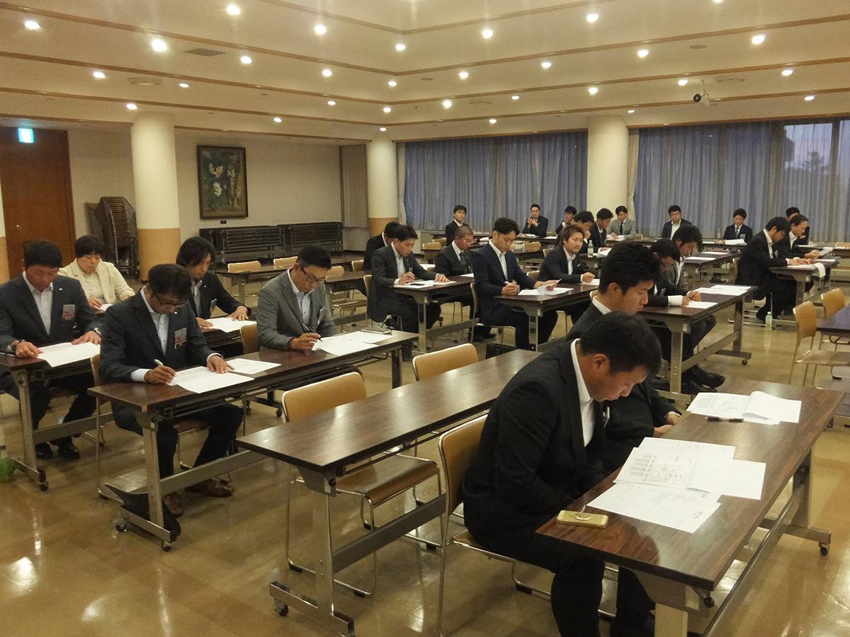 イメージ写真:7月例会・臨時総会