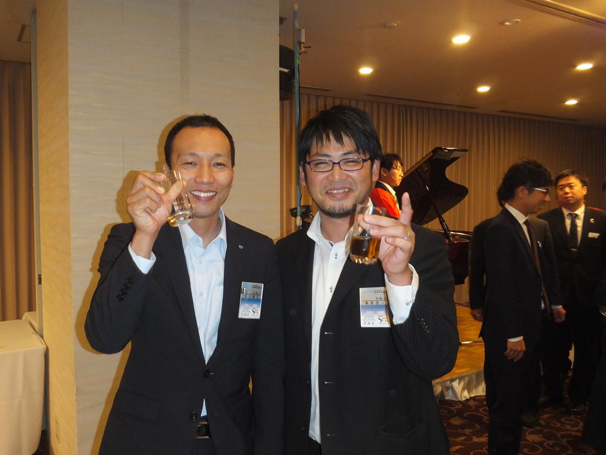 一般社団法人 糸魚川青年会議所 創立50周年記念式典に参加してまいりました。