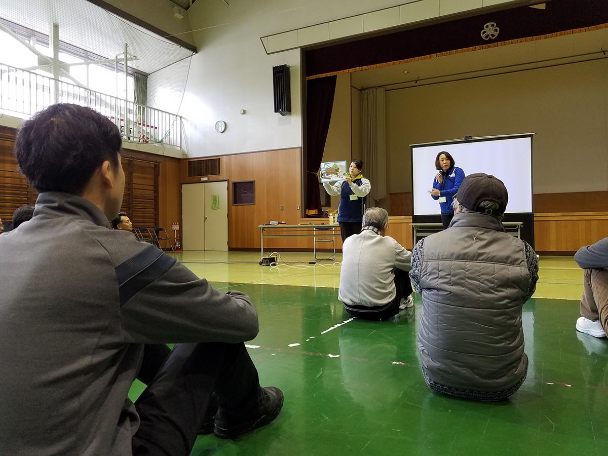 イメージ写真:「災害ボランティアセンター設置運営訓練」に参加してまいりました。