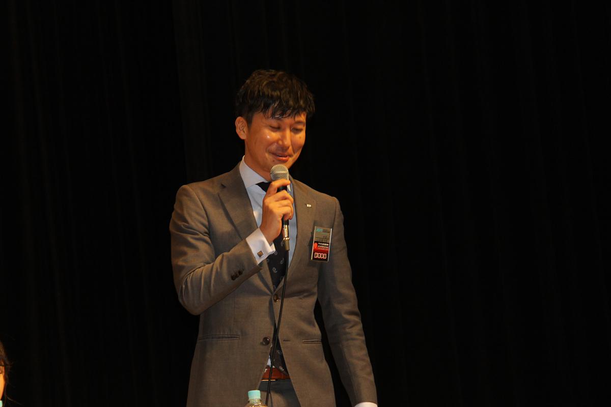 妙高青年会議所からは、山﨑副理事長も登壇し、意見を述べました。