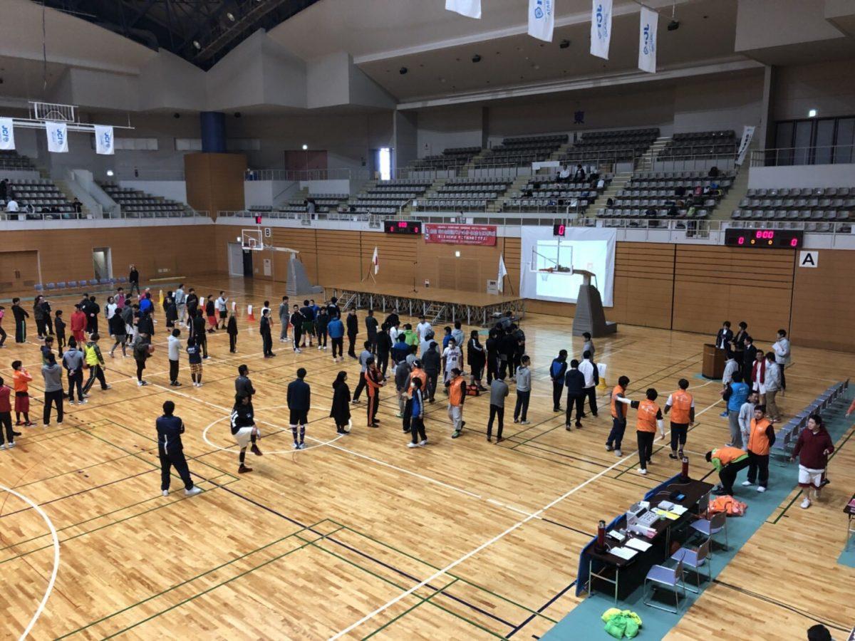 2018年度 第2回NBC会員交流バスケットボール大会inにいがた北 に参加してきました。