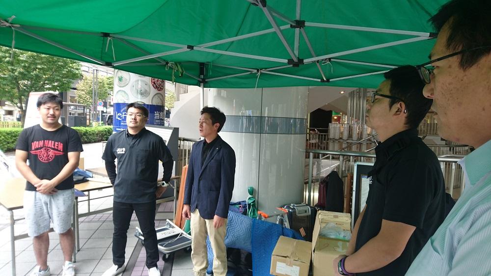 妙高連携委員会メイン事業「妙高PRプロジェクトIN雪国マルシェ」を開催いたしました。