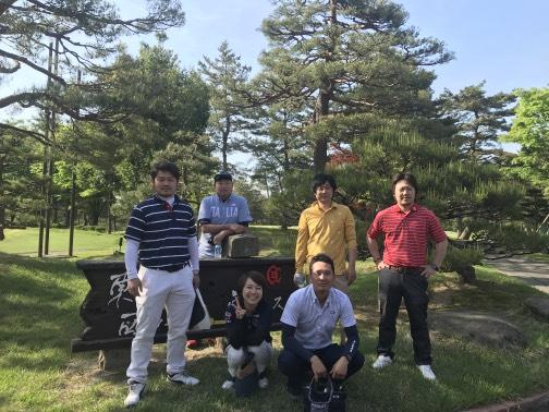 「新潟ブロック協議会 NBC会員交流ゴルフ大会 ㏌長岡」に参加いたしました。