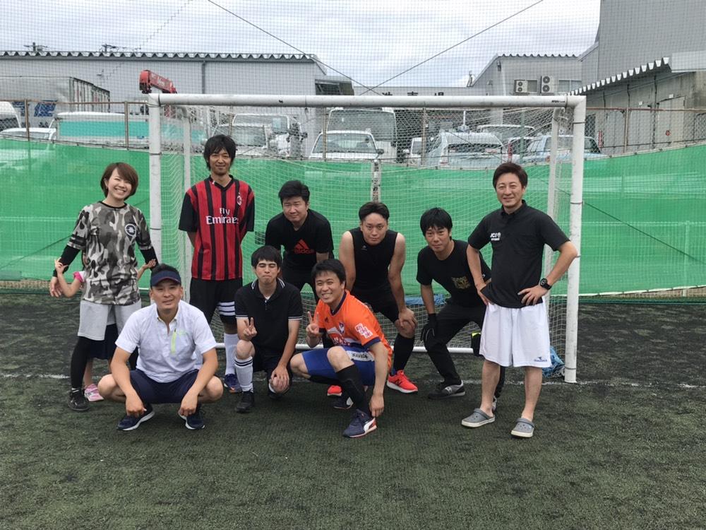 イメージ写真:「新潟ブロック協議会 第19回 NBC会員交流サッカー大会~新潟ブロック半端ないって そんなんできひんやん」に参加いたしました。