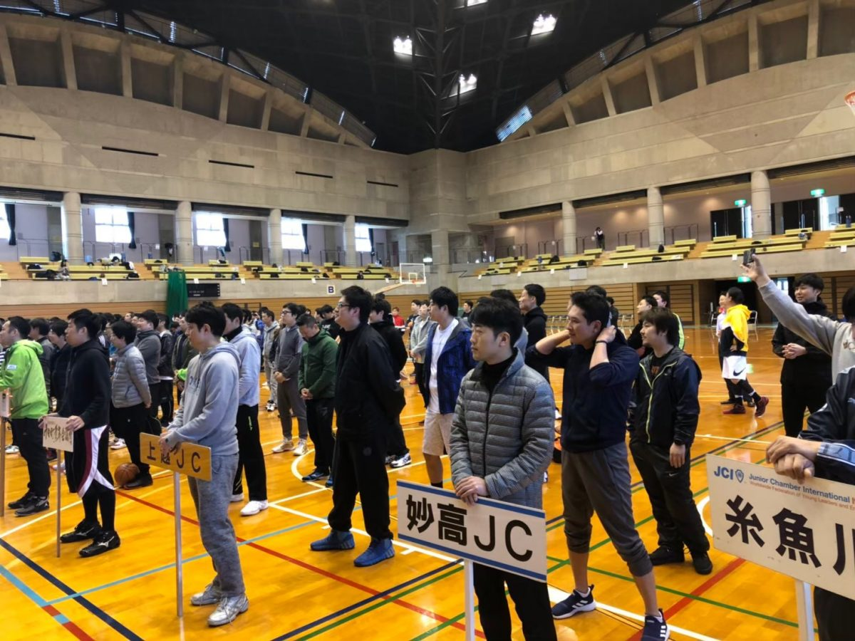 イメージ写真:「新潟ブロック協議会 NBC会員交流バスケットボール大会 IN新発田」に参加いたしました。